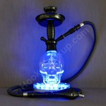 Crystal Head .750L Bottle Hookah with LED Stand