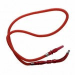 Tonic Washable Cobra Head Hose Red