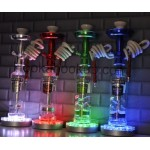 Smirnoff 1L Bottle Hookah with LED Stand